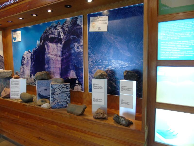 Parque Nacional de Garajonay | Senderismo | La Gomera | Centro de Visitantes Juego de Bolas | Exposición