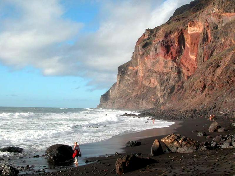 Playas para relajarse en La Gomera | Islas Canarias