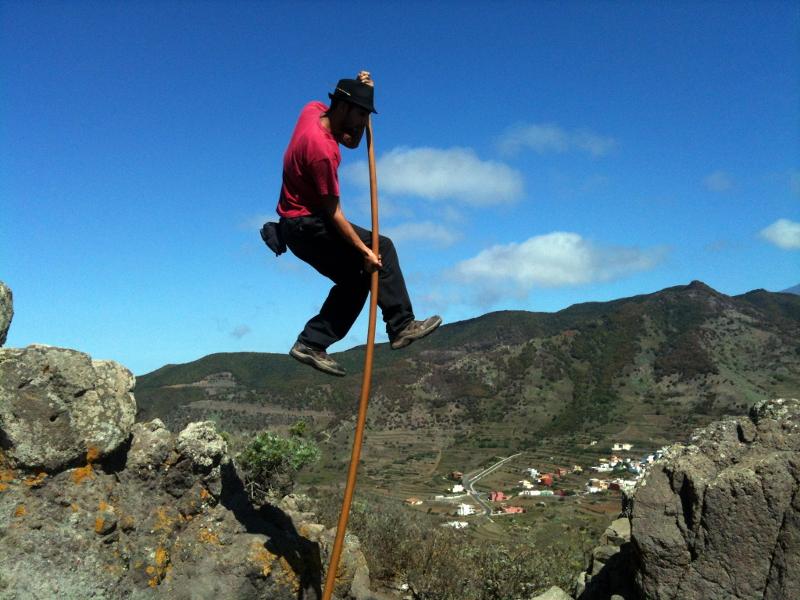 Salto del Pastor | La Gomera | Islas Canarias