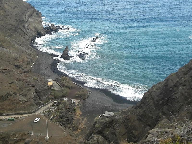 Playa de La Caleta | Hermigua
