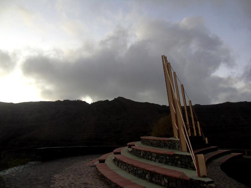 Qué ver en La Gomera | Mirador de la Curva del Queso
