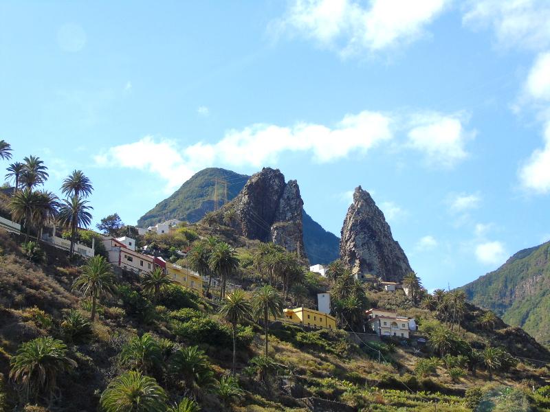 Qué ver en La Gomera | Roques de Pedro y Petra | Hermigua