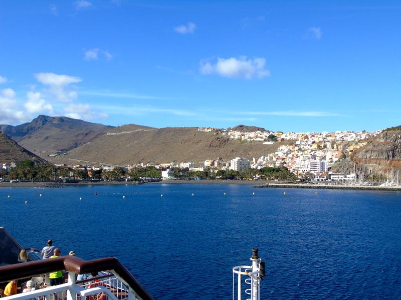 Qué ver en La Gomera | San Sebastián de La Gomera | Puerto