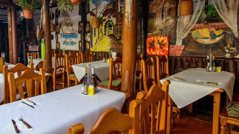 Qué ver en La Gomera | San Sebastián de La Gomera | Restaurante El Pajar