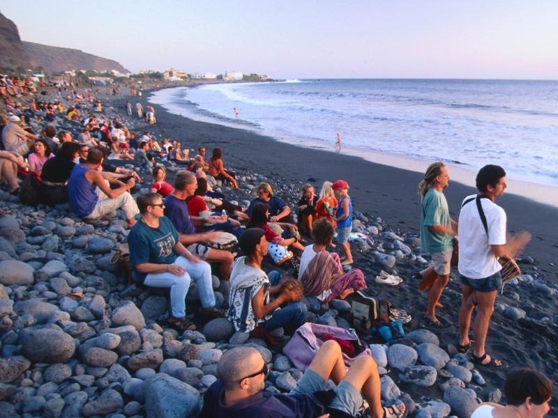 Qué ver en La Gomera | Valle Gran Rey | Playa de La Calera