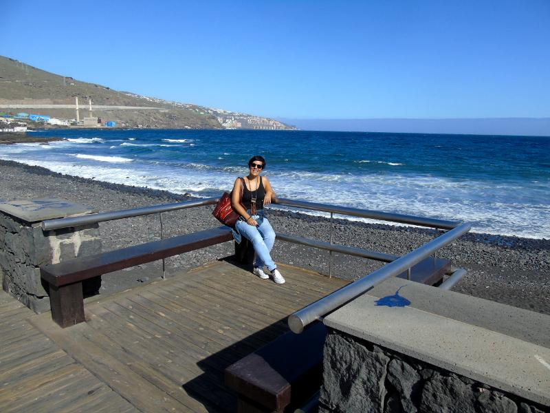 Las Caletillas | Candelaria | Tenerife | Avenida Marítima | Banco