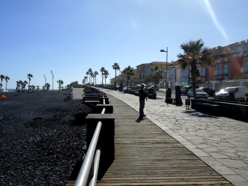 Las Caletillas | Candelaria | Tenerife | Avenida Marítima