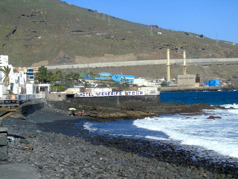 Las Caletillas | Candelaria | Tenerife | Central térmica