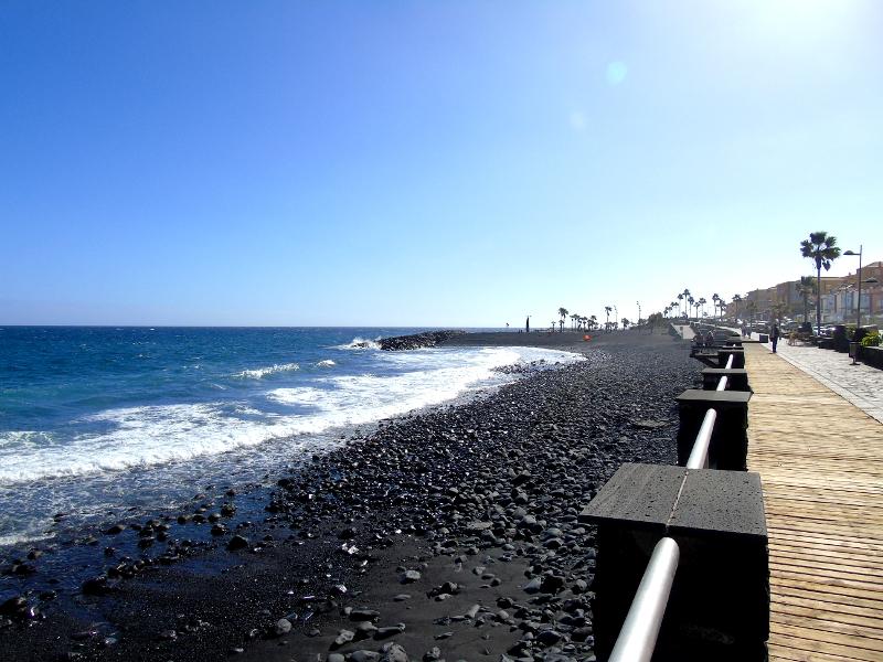 Las Caletillas | Candelaria | Tenerife | Playa Las Arenas