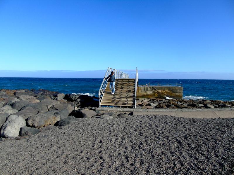 Las Caletillas | Candelaria | Tenerife | Puente