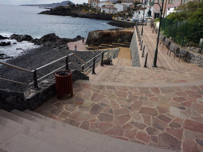 Paseo marítimo de Las Caletillas | Candelaria | Tenerife