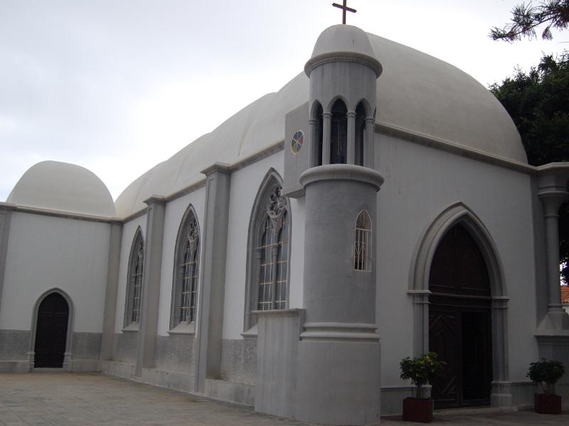Qué ver en La Gomera | Agulo | Iglesia de San Marcos