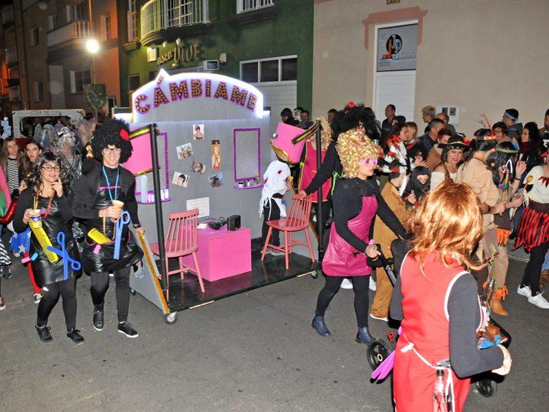 Carnaval de La Caleta de Interián