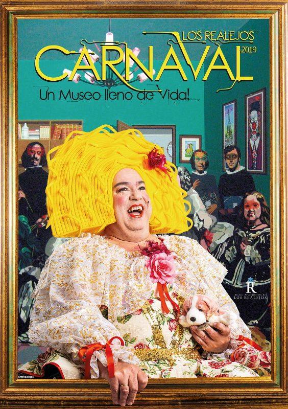 Carnaval de Los Realejos 2019 | Cartel