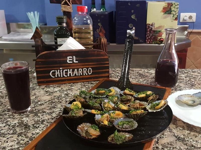 Restaurante El Chicharro | Piedra Hincada | Guía de Isora | Tenerife | Lapas