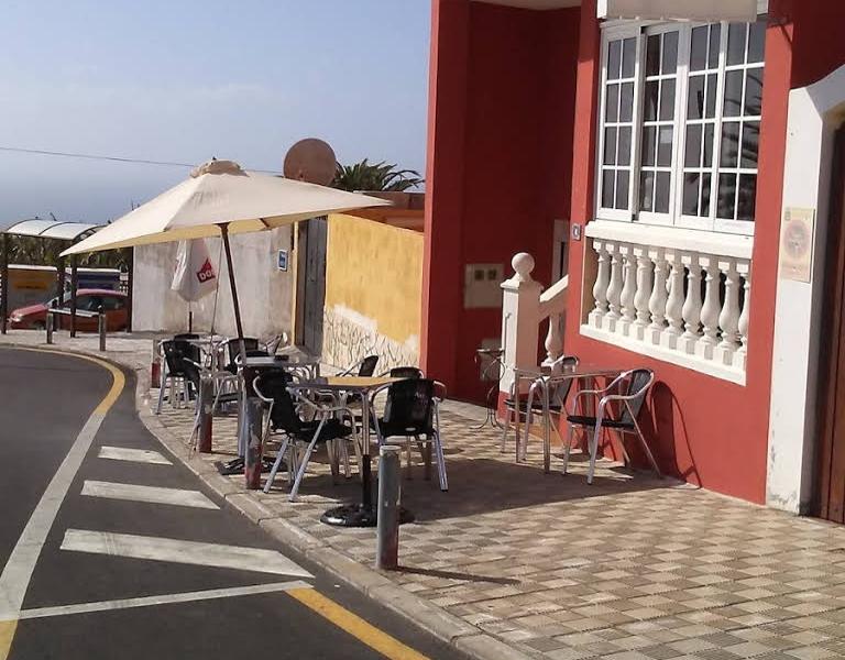 Restaurante El Chicharro | Piedra Hincada | Guía de Isora | Tenerife | Terraza