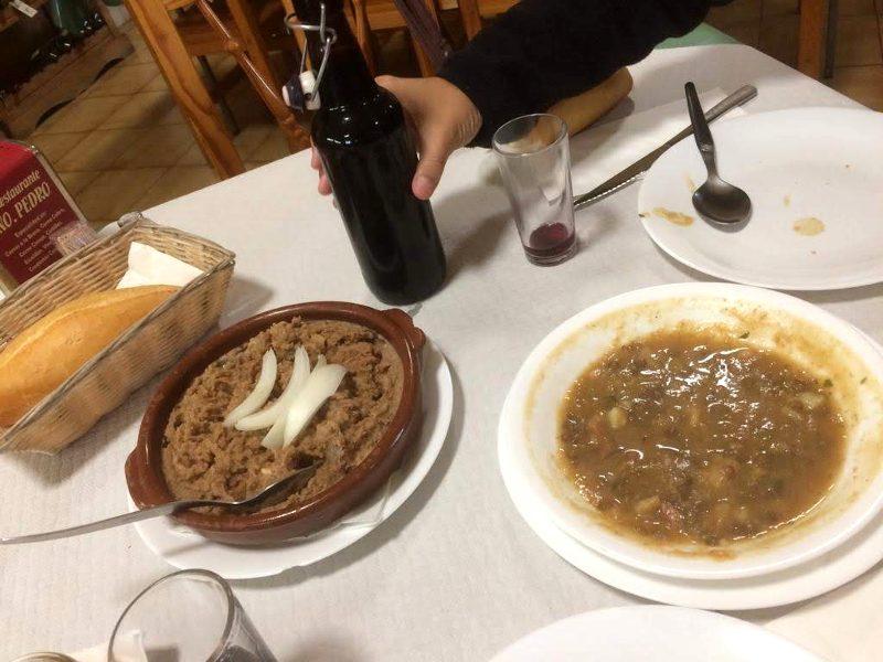 Restaurante Hermano Pedro | Ifonche | Tenerife | Escaldón de gofio