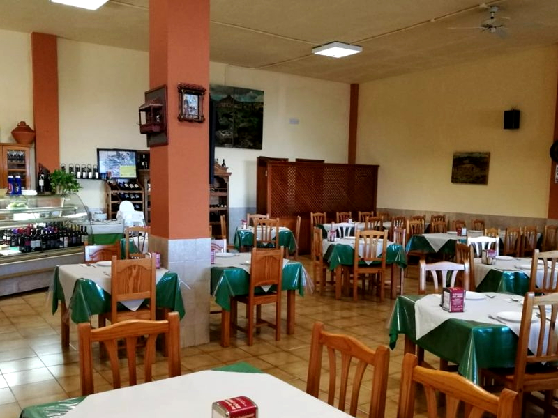 Restaurante Hermano Pedro | Ifonche | Tenerife