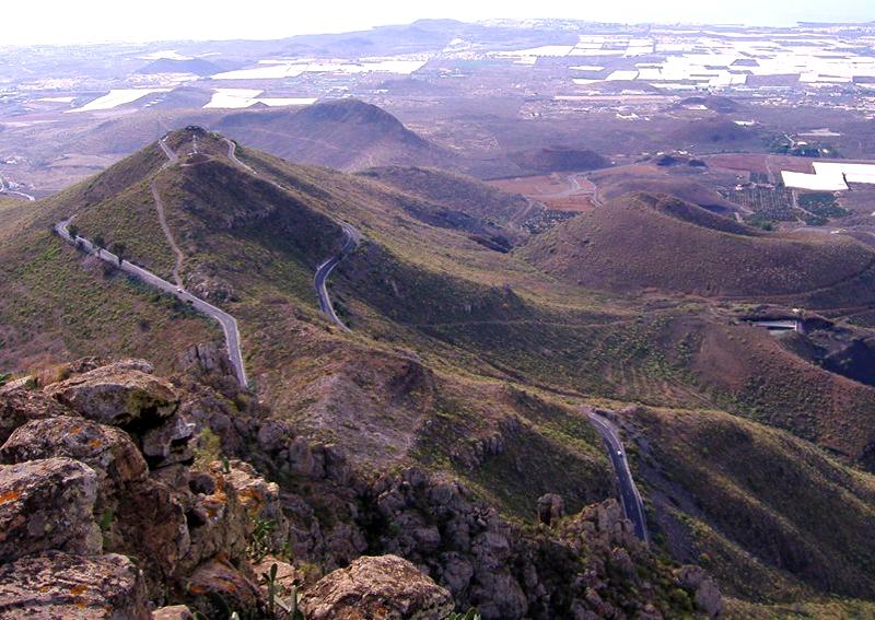 Roque de Jama | Mirador de la Centinela | San Miguel de Abona | Tenerife