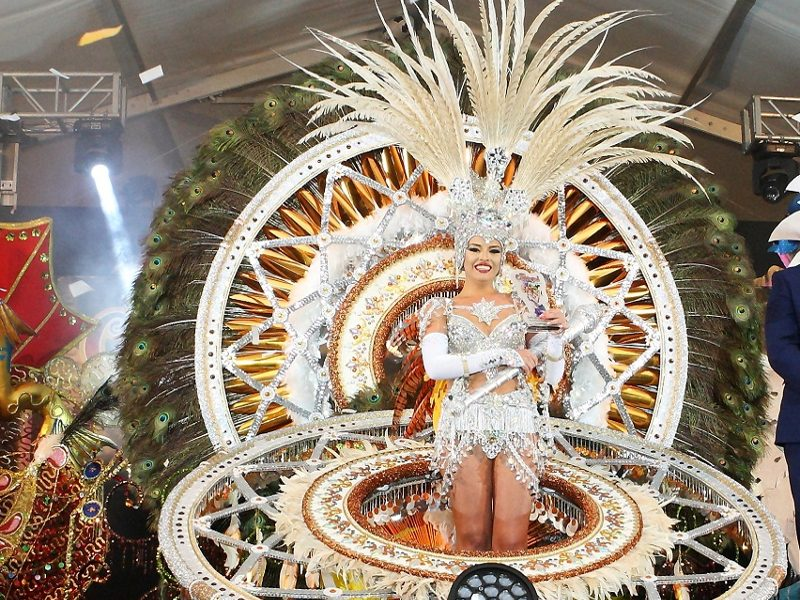 Carnaval de Granadilla de Abona | Reina del Carnaval