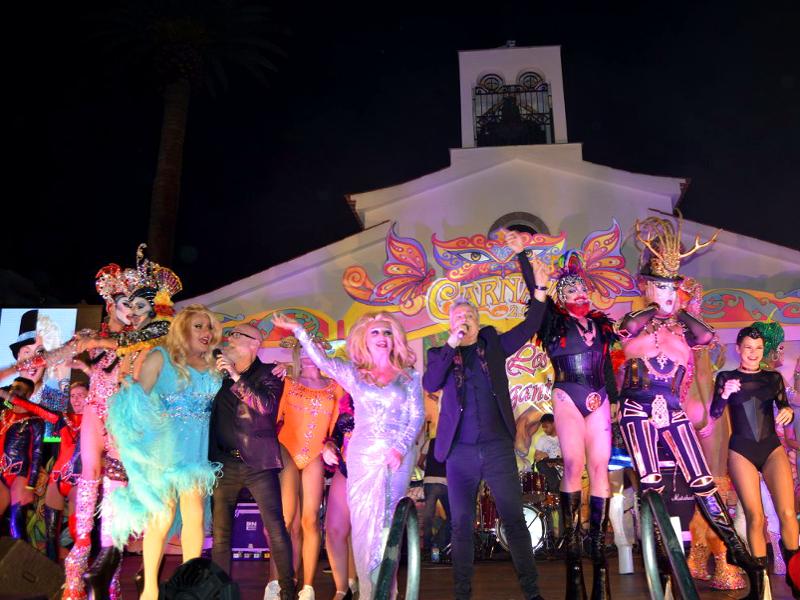 Carnaval de Los Gigantes | Gala Drag Queen