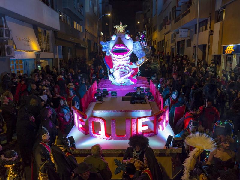 Entierro de la Sardina | Carnaval de Santa Cruz de Tenerife