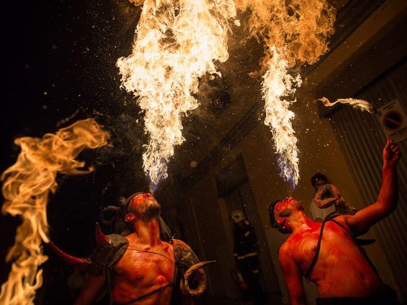 Las Burras de Güímar | Carnaval | Tenerife