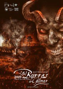 Las Burras de Güímar | Cartel 2019