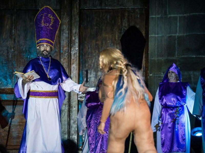 Las Burras de Güímar | La Santa Inquisición