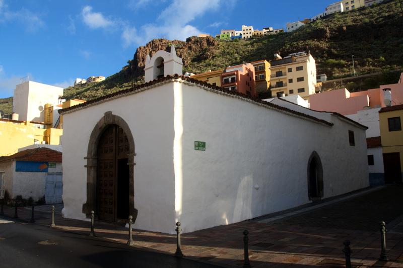 Ermita de San Sebastián | San Sebastián de La Gomera