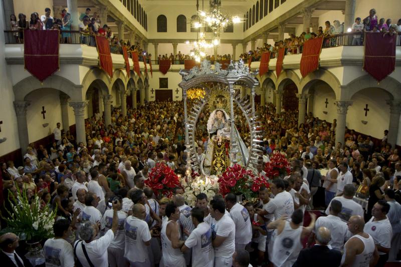 Domingo de Octava | Virgen del Carmen | Los Realejos | Tenerife