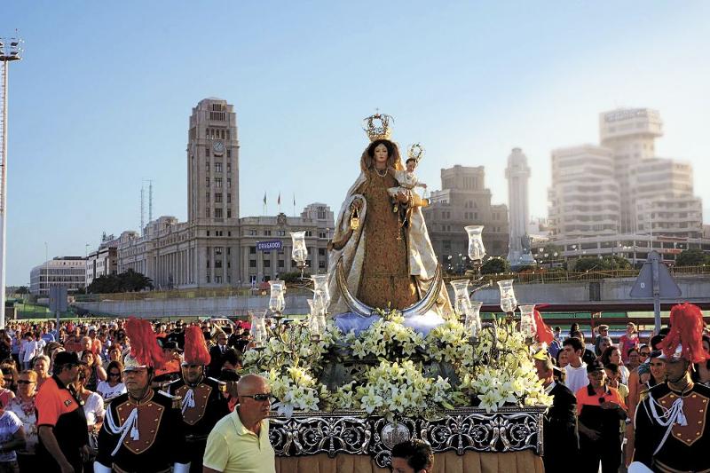 Virgen del Carmen | Santa Cruz de Tenerife