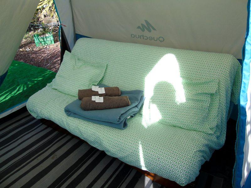 Camping en Tenerife