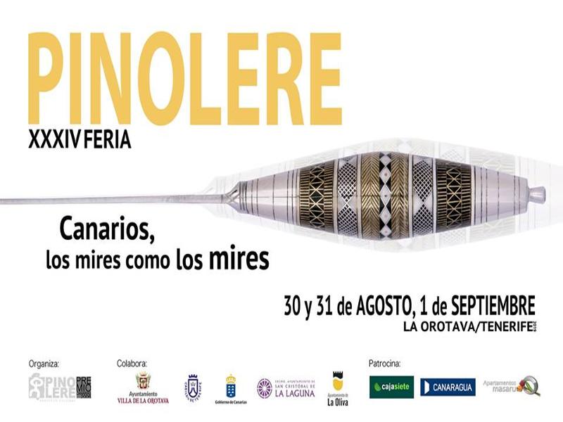 Feria de Artesanía de Pinolere 2019 | La Orotava | Tenerife