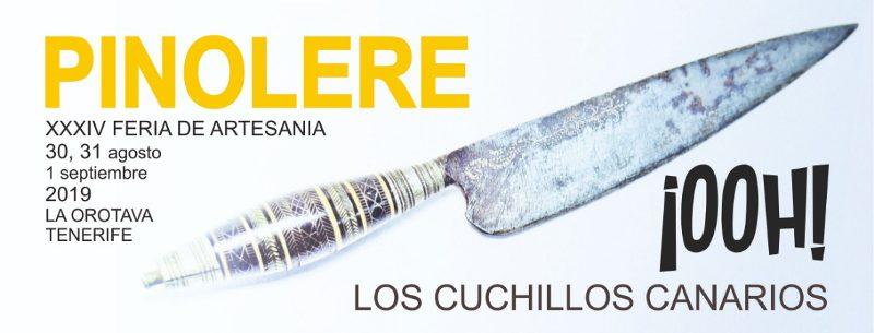 Programa de la 34ª Feria de Artesanía de Pinolere 2019