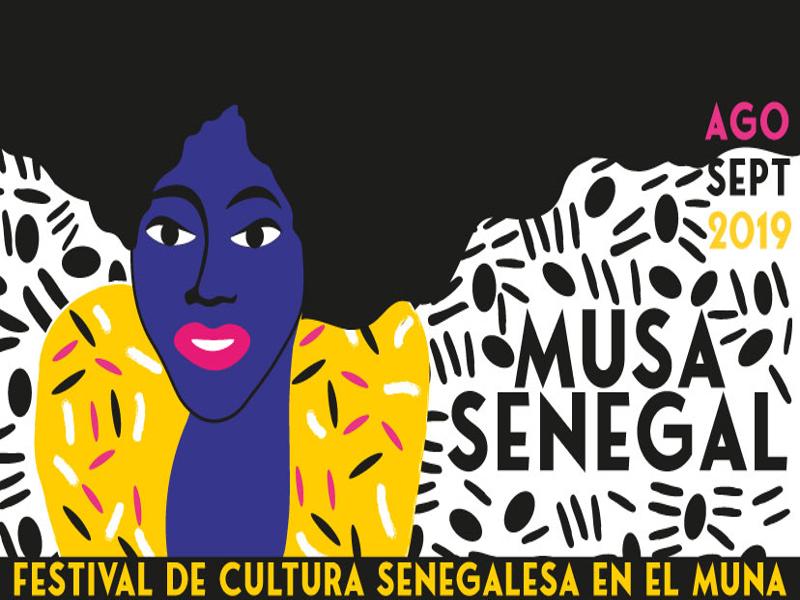 Festival de cultura senegalesa | Museo de la Naturaleza y Arquelogía