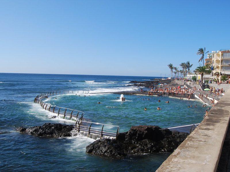 Piscina natural de Punta del Hidalgo | Tenerife