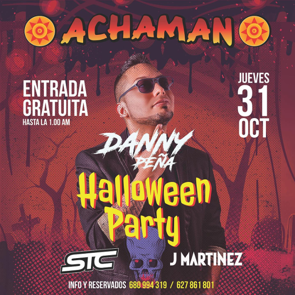 Fiestas de Halloween 2019 en Tenerife