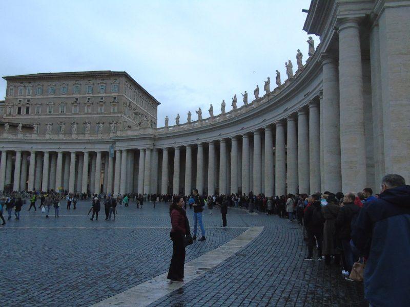 Plaza de San Pedro | El Vaticano