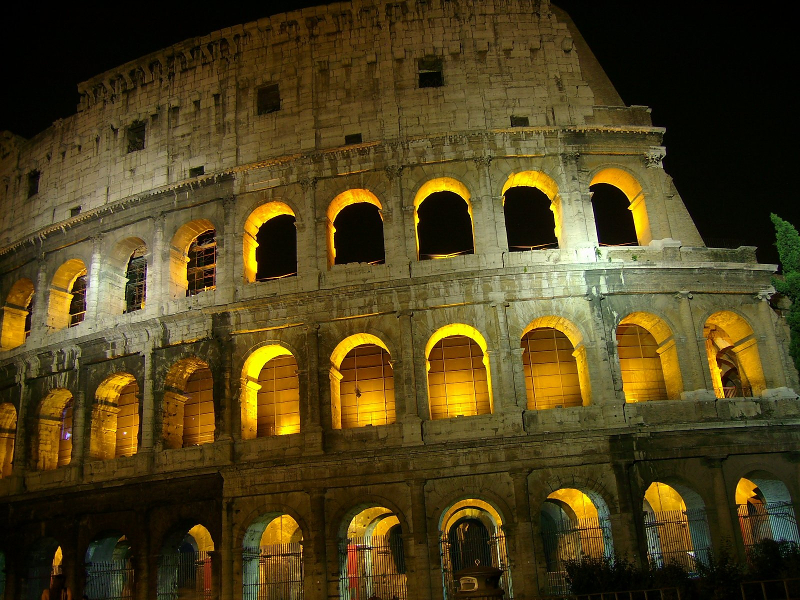 Cómo visitar el Coliseo