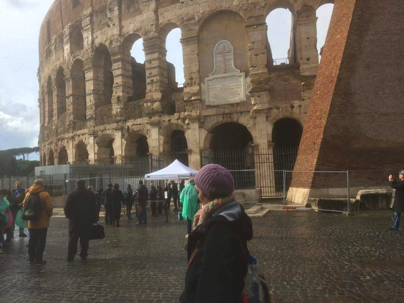 Visitas guiadas al Coliseo