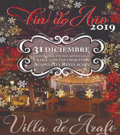 Nochevieja 2019 Arafo
