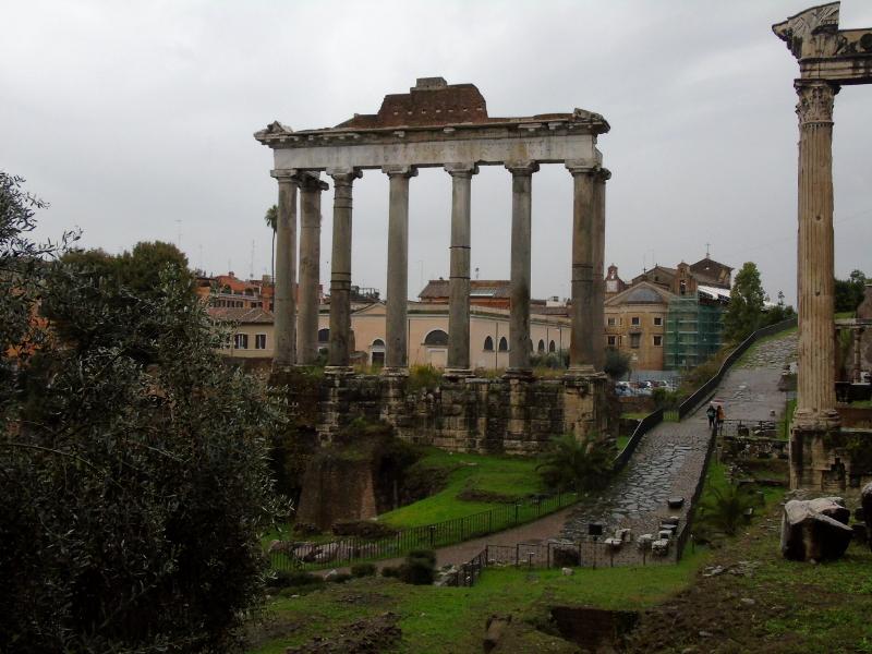 Visitas imprescindibles de Roma