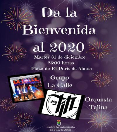 Fiestas de Fin de Año 2019 en Tenerife