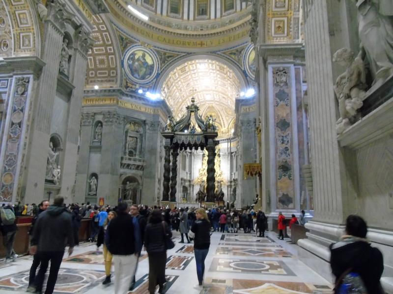 Visitar la Basílica de San Pedro sin colas