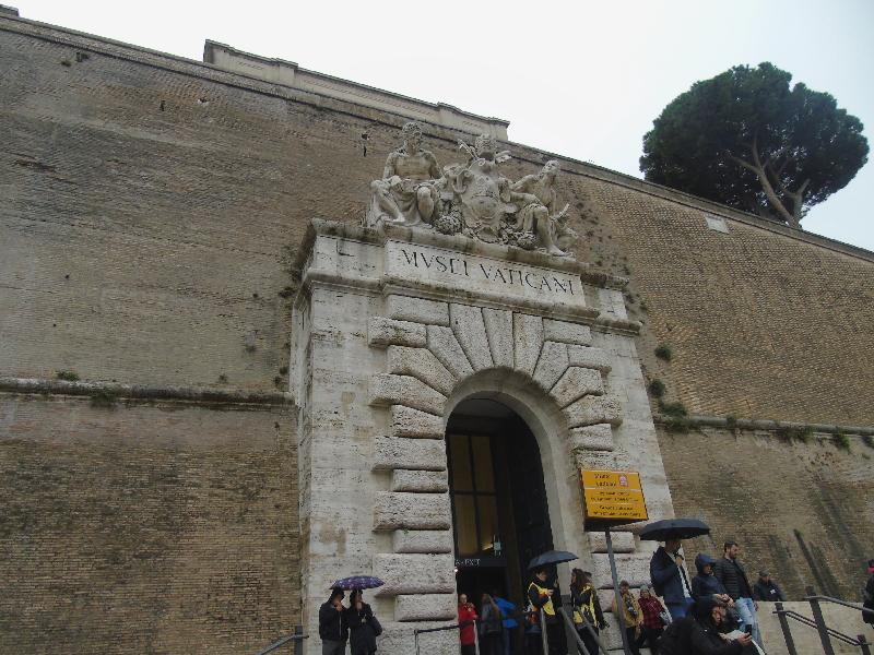 Visitar Museos Vaticanos