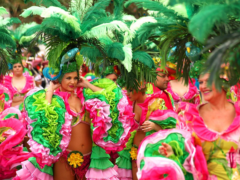 Coso Apoteosis Carnaval Tenerife