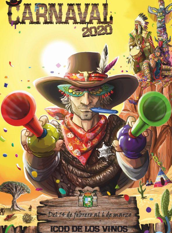 Carnavales en Tenerife