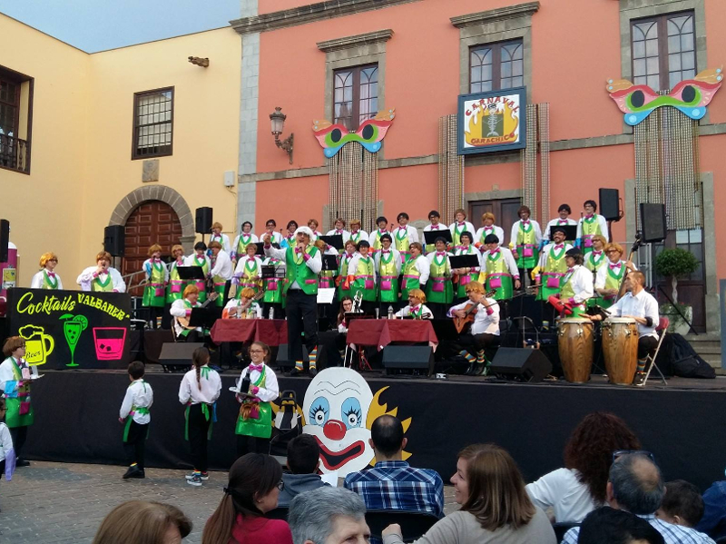 Carnaval de Garachico 2020