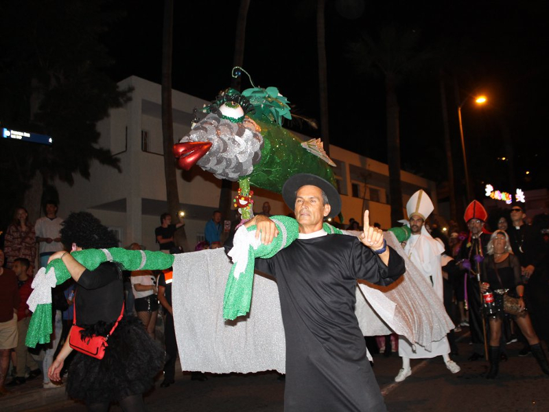 Carnaval de Los Gigantes 2020
